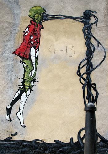 URBAN ART EN EL BARRIO DEL CARMEN - VALENCIA by juanluisgx