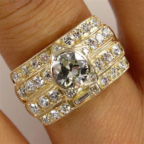 Cushion Cut   Unique Engagement Ring