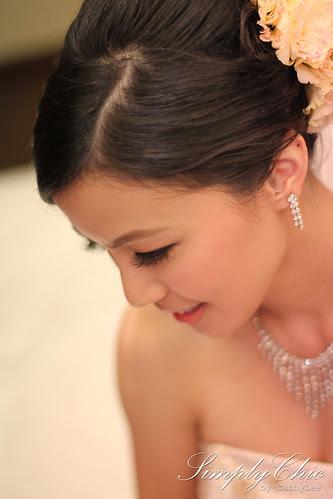 Ivy ~ Wedding Day