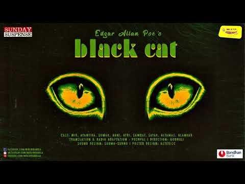 Sunday Suspense   The Black Cat   08th December 2019   Edgar Allan Poe