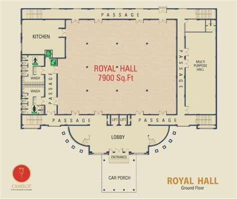 Camelot Convention Centre Royal Hall offer king size