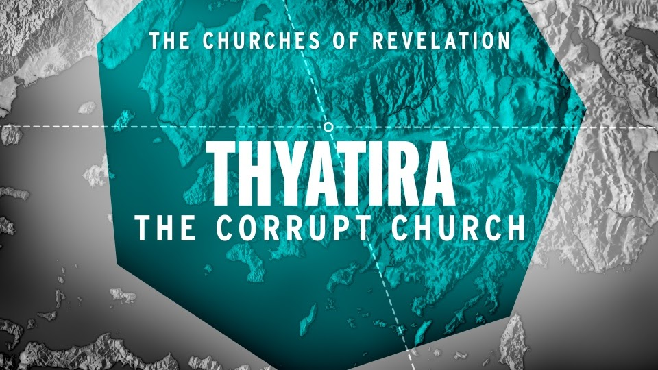 The ANVIL Newsletter: 4 ~    To The Church in Thyatira