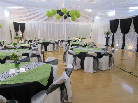 17 Best ideas about Gym Wedding Reception on Pinterest