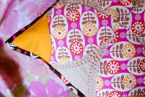 Sewing Circle Pillow by jenib320