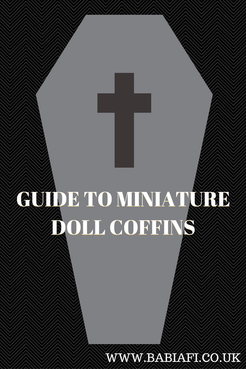 Guide to Miniature Doll Coffins