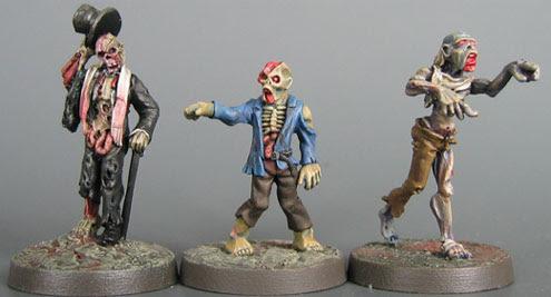 Misc Zombies