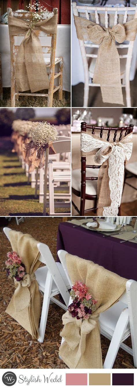 50  Great Ways to Decorate Your Weddding Chair   Wedding