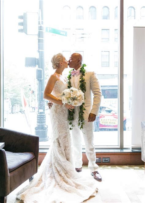 Beautiful in Blush at The Foundry Seattle ? Flora Nova Blog