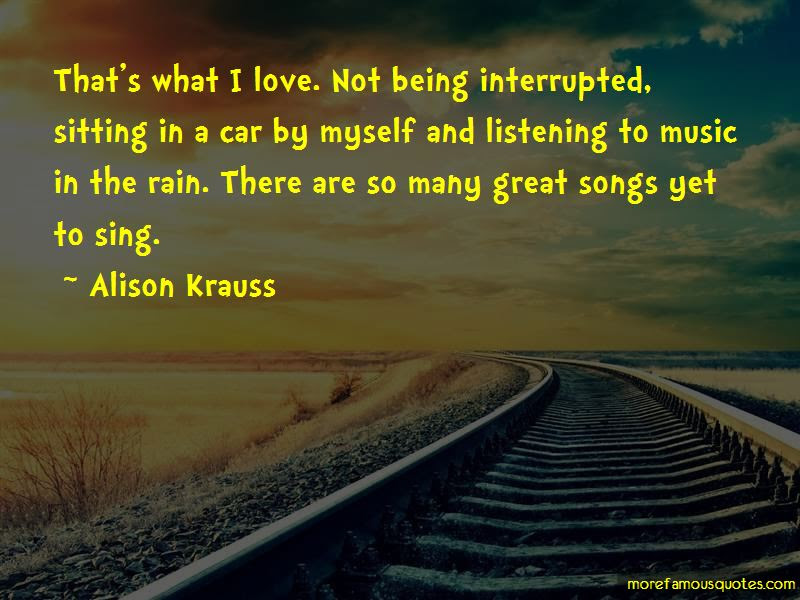 Music In The Rain Quotes Top 35 Quotes About Music In The Rain From
