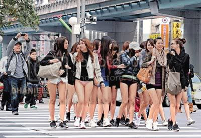 Di Jepang Berangkat Sekolah Cuma Pake Celana Dalam