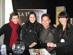 Me and my... Spanish tutors