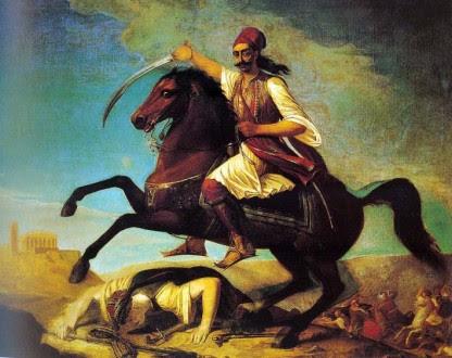 Σαν σήμερα, το 1827 Ο θάνατος του Γεώργιου Καραϊσκάκη