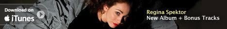 Regina Spektor on iTunes