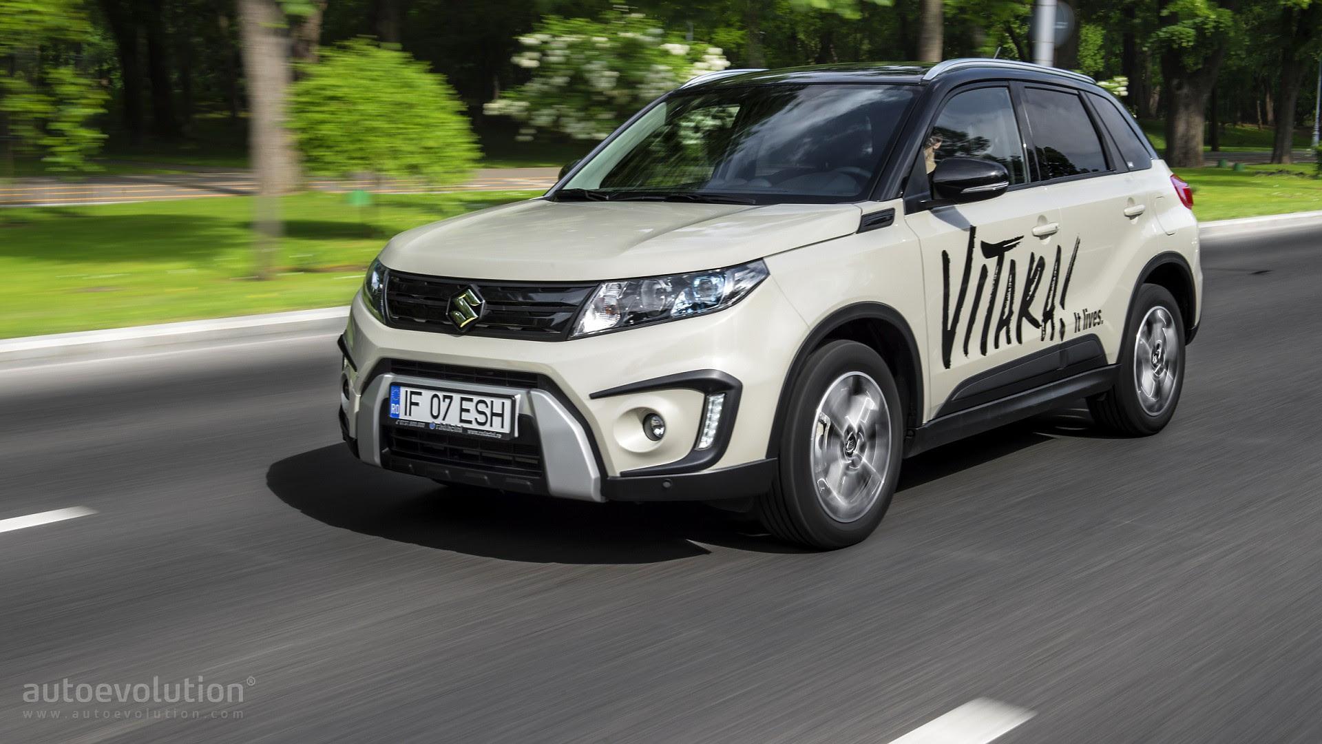 Suzuki Grand Vitara Safety Rating