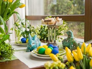 Dekoracje Wielkanocne Zapraszamy Naturę Do Domu