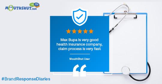 MAX BUPA HEALTH INSURANCE CO LTD Reviews, MAX BUPA HEALTH ...