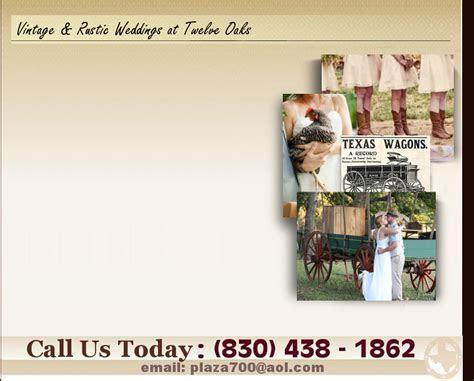 Top Wedding Venues Central Texas