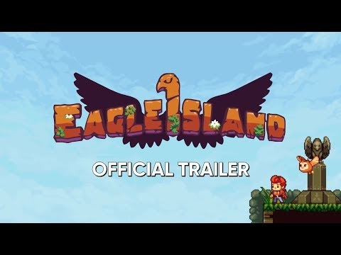 Eagle Island Review | Gameplay