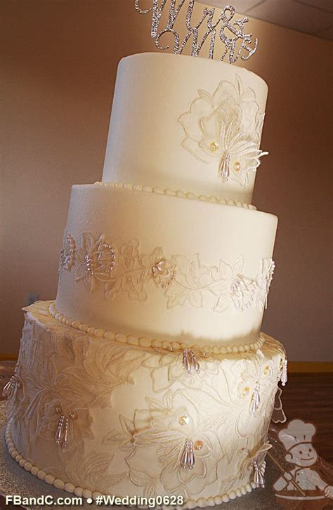 218 best images about Buttercream Wedding Cakes on