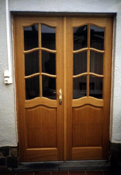 porte bois porte interieur bois vitree castorama