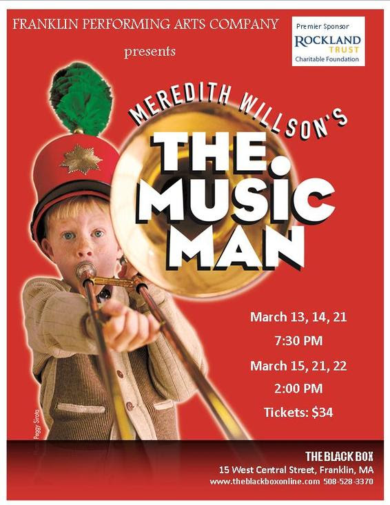 the music man handout for classrooms