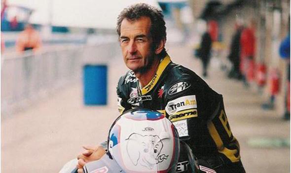 Steve Parrish: Racing motorbikes almost deafened me ...