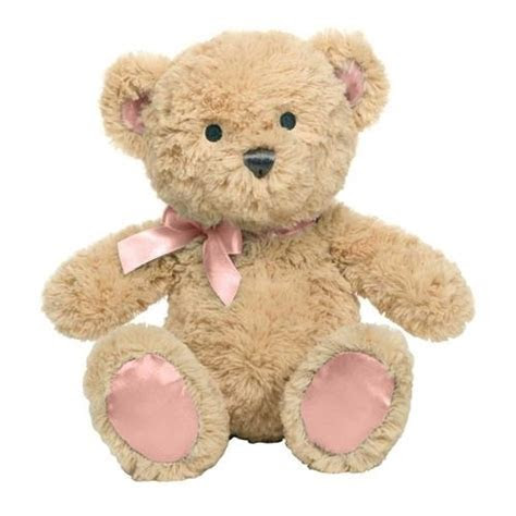 Teddy Bear Plush Wind Up Musical Toy Plays Twinkle Twinkle