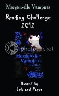 Morganville vampires reading challenge 2012