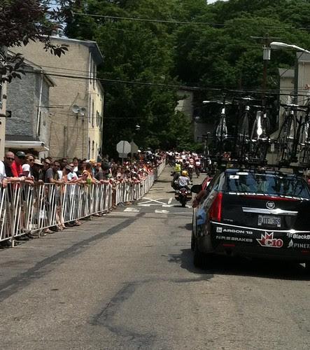 Philadelphia International Cycling Challenge by Team Exergy