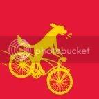 BarkingDogLogo.jpg Barking Dog Cycling image by kazan_photo