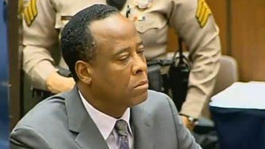 Conrad Murray, el médico de Michael Jackson, quedó en libertad