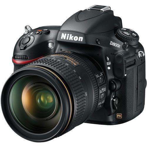 NIkon D800e pre-order now