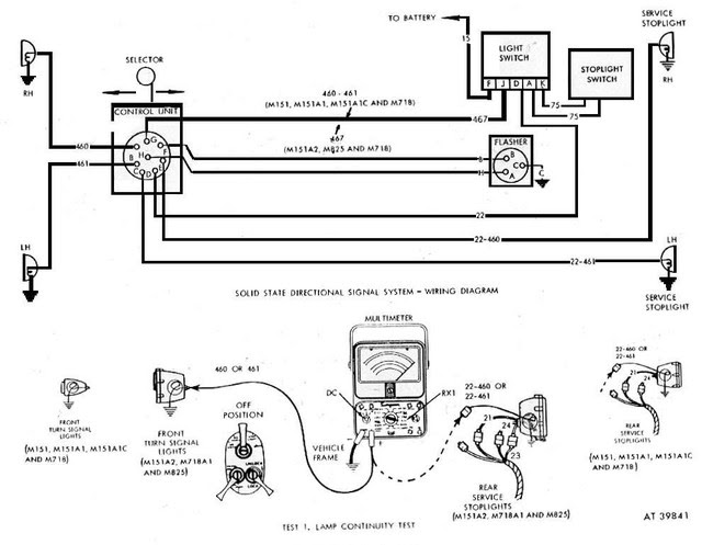 Wiring Diagram Database  Signal Stat 900 Wiring Diagram