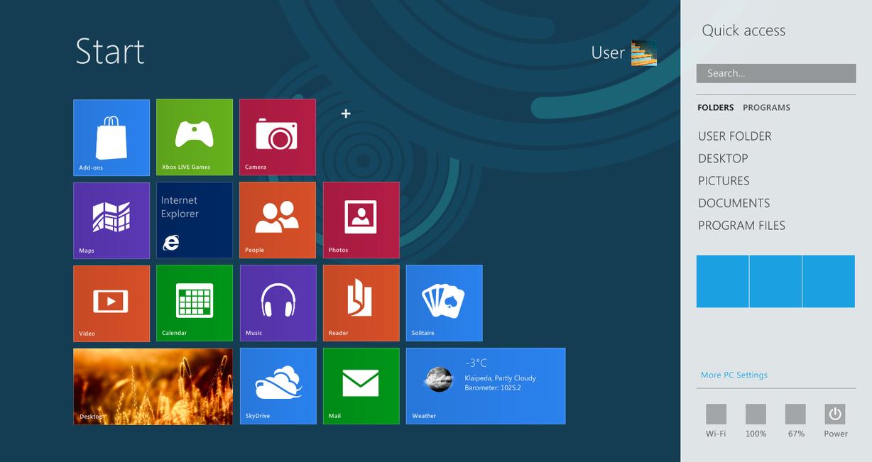 Cara Memasang Metro Style Windows 8 Di Windows 7 Simon