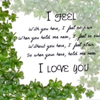 love poem for him