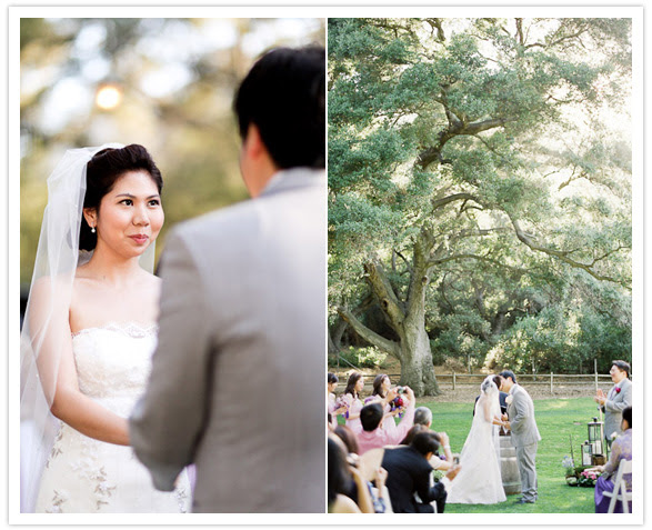 elegant california wedding