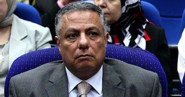 الدكتور محمود أبو النصر رئيس قطاع التعليم الفنى