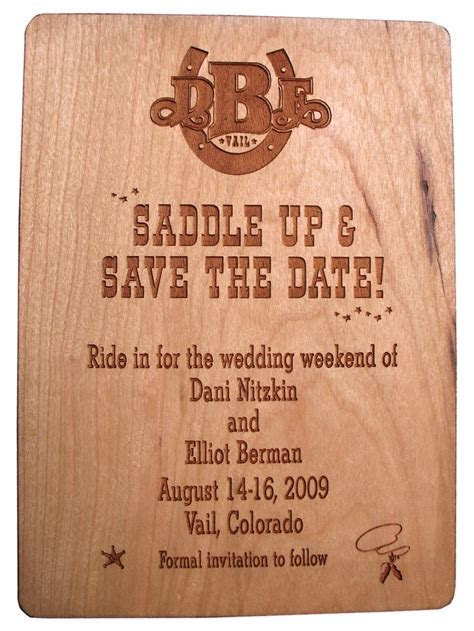 162 best Cowboy Wedding Invitations images on Pinterest