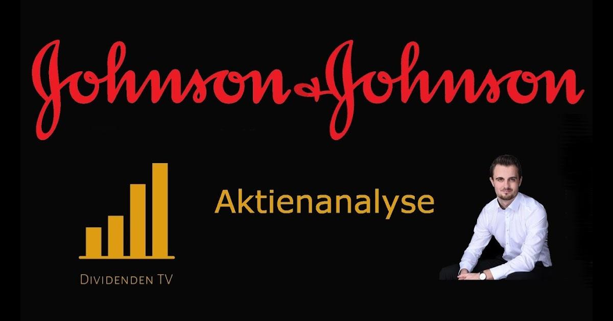 johnson & johnson dividende 2021