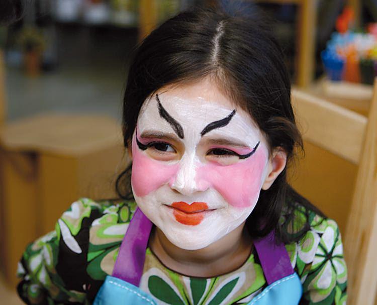 çocuklar Için Yüz Boyası Yapımı çocuk Haberleri