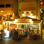Living the Taverna lifestyle, Pigadia port.