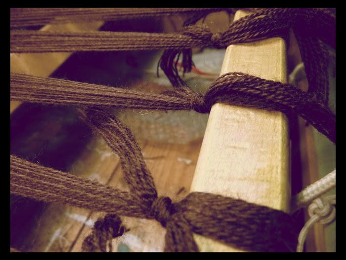 warp knots