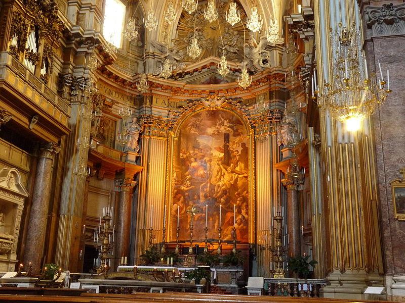 Fil: Santi XII Apostoli (Rom) apsis.JPG