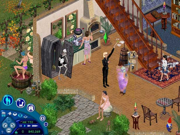 The Sims 2000