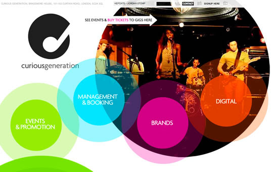 colorfulsites15 55 diseños web repletos de color