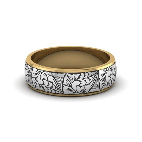 Best Unique Mens Wedding Bands Collection   Fascinating