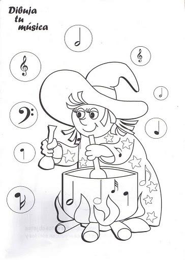 11 Bonitas Carátulas Para Cuadernos De Música Carátulas Para Cuadernos