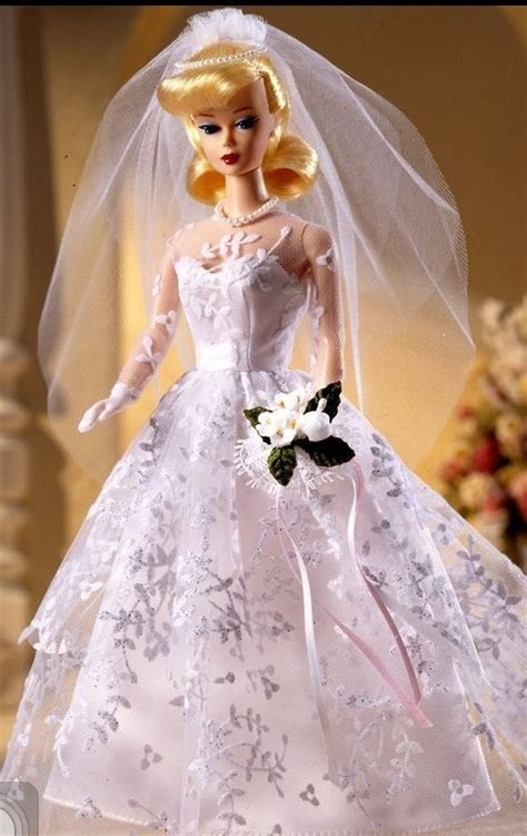 1960 Wedding Day Barbie Reproduction doll   Barbie Doll