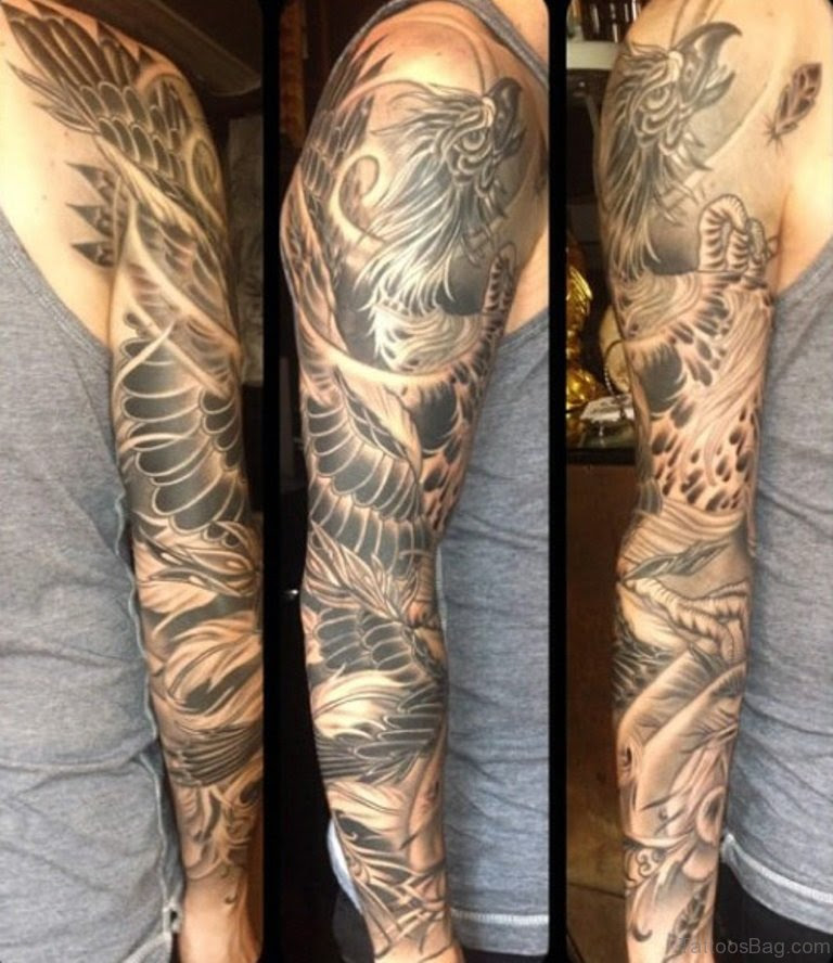60 Perfect Full Sleeve Tattoo For Men