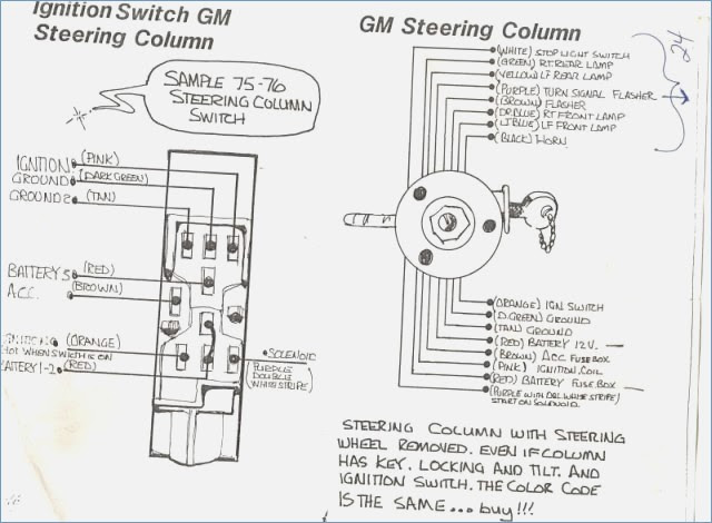 1970 gm ignition switch wiring - wiring diagram plunge-delta -  plunge-delta.cinemamanzonicasarano.it  cinemamanzonicasarano.it